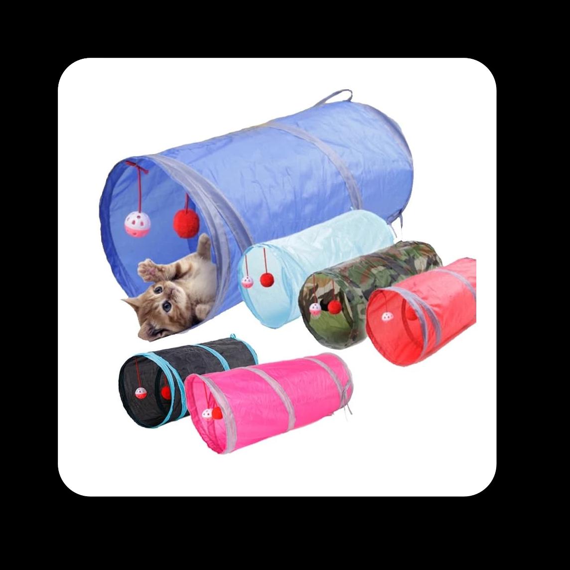 tunnel de jeu pour chats, rongeurs